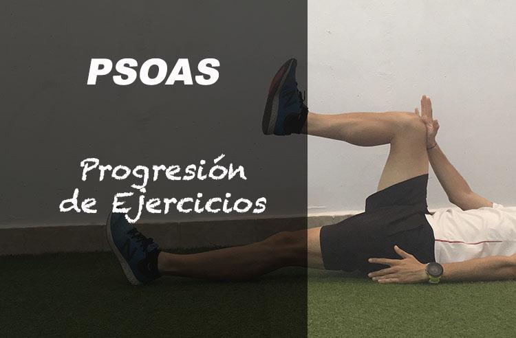 psoas progresion ejercicios fortalecer correr running