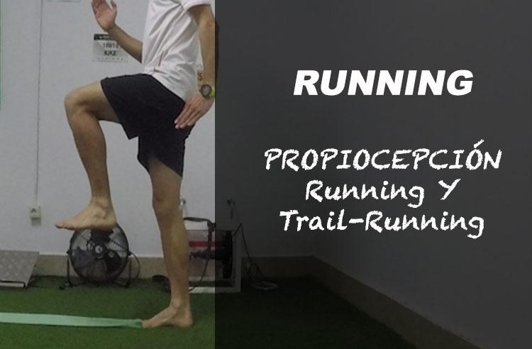 propiocepcion equilibrio para running y trail running
