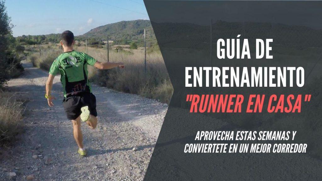 guia entrenamiento correr cuarentena coronavirus